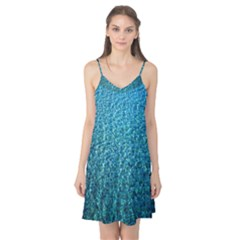 Turquoise Blue Ocean Camis Nightgown