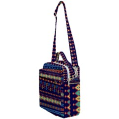 Decorative Pattern Ethnic Style Crossbody Day Bag
