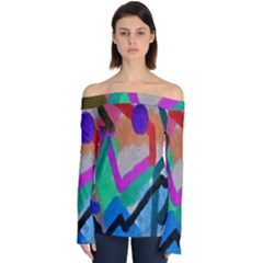 Colorful Abstract Wearable Art by ArtToWear