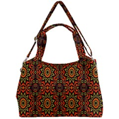 New Arrivals-b-5 Double Compartment Shoulder Bag by ArtworkByPatrick
