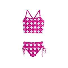 Backgrounds Pink Girls  Tankini Swimsuit