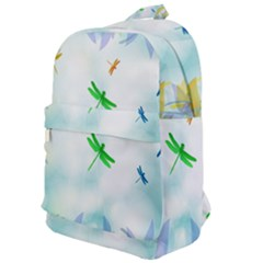 Scrapbooking Tropical Pattern Classic Backpack