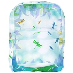 Scrapbooking Tropical Pattern Full Print Backpack