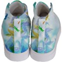 Scrapbooking Tropical Pattern Kids  Hi-Top Skate Sneakers View4