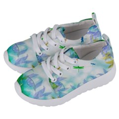 Scrapbooking Tropical Pattern Kids  Lightweight Sports Shoes