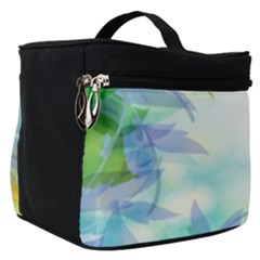 Scrapbooking Tropical Pattern Make Up Travel Bag (Small)