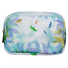 Scrapbooking Tropical Pattern Make Up Pouch (Small)