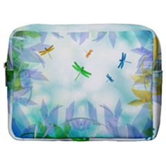 Scrapbooking Tropical Pattern Make Up Pouch (Large)