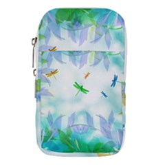Scrapbooking Tropical Pattern Waist Pouch (Large)