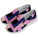 Vibrant Tropical Dot Patterns Men s Lightweight Slip Ons View2