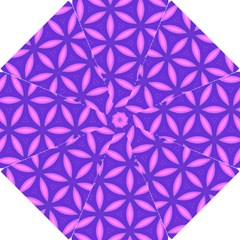 Pattern Texture Backgrounds Purple Hook Handle Umbrellas (Small)