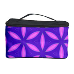 Pattern Texture Backgrounds Purple Cosmetic Storage