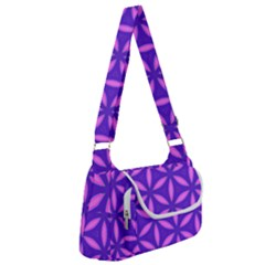 Pattern Texture Backgrounds Purple Multipack Bag