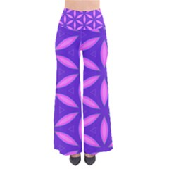 Pattern Texture Backgrounds Purple So Vintage Palazzo Pants
