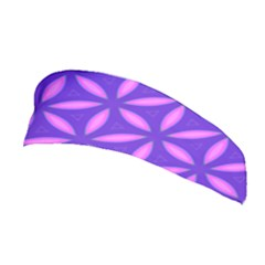 Pattern Texture Backgrounds Purple Stretchable Headband
