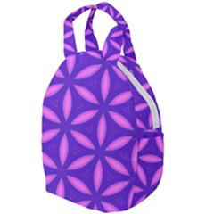 Pattern Texture Backgrounds Purple Travel Backpacks