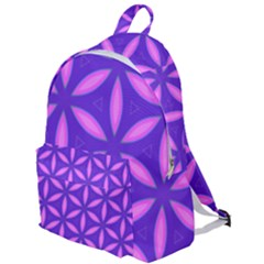 Pattern Texture Backgrounds Purple The Plain Backpack by HermanTelo