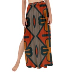 Seamless Digitally Created Tilable Abstract Pattern Maxi Chiffon Tie Up Sarong