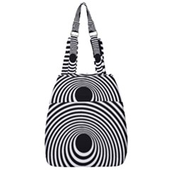 Circles 2 Center Zip Backpack by impacteesstreetweareight
