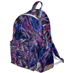 Multicolored Abstract Painting The Plain Backpack