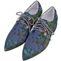 Zappwaits Women s Pointed Oxford Shoes View2