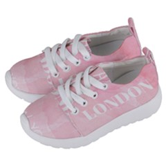 Paris, London, New York Kids  Lightweight Sports Shoes by Lullaby