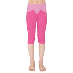 Dreamitshoppe The Sleeping Princess Kids  Capri Leggings  by DreamItShoppe