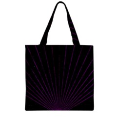Laser Show Festival Grocery Tote Bag