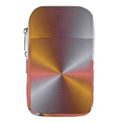 Abstract Easy Shining Waist Pouch (small)