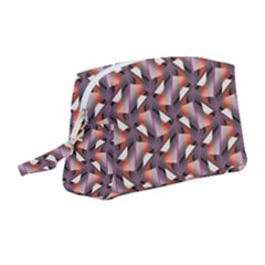 Pattern Abstract Fabric Wallpaper Wristlet Pouch Bag (medium)
