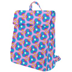 Background Pattern Backgrounds Flap Top Backpack by Simbadda