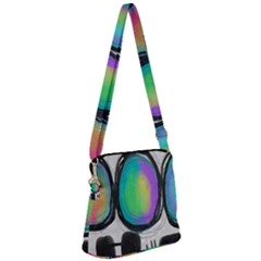 Funky Abstract Art Handbag Purse by ArtToWear