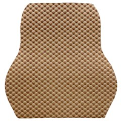 Paper Texture Background Car Seat Back Cushion