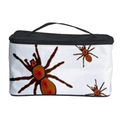 Insect Spider Wildlife Cosmetic Storage by Mariart