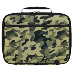 Army Camo Pattern Full Print Lunch Bag