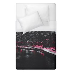 New York City Night Duvet Cover (single Size)