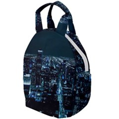 Building Night City Travel Backpacks