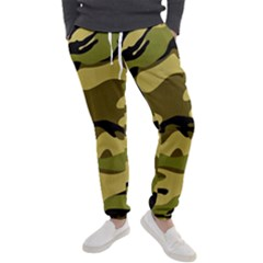 Fabric Army Camo Pattern Men s Jogger Sweatpants