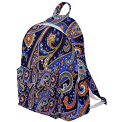 Vintage Retro Texture Decoration Pattern Color Circle Ornament Art Design Bright Symmetry Style  The Plain Backpack by Vaneshart