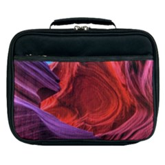 Flower Purple Petal Red Color Pink Hdr Magenta Lowerantelopecanyon Antelopecanyon Macro Photography Lunch Bag