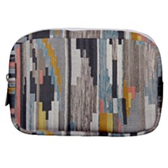 Abstract Pattern Make Up Pouch (small)