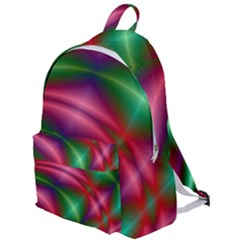 Background Fractal Shining Elegant The Plain Backpack