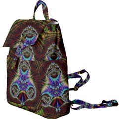 Artwork Fractal Digital Art Buckle Everyday Backpack by Wegoenart