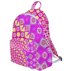 Digital Arts Fractals Futuristic Pink The Plain Backpack by Wegoenart