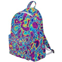 Ripple Motley Colorful Spots Abstract The Plain Backpack