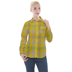 Zappwaits Juni Women s Long Sleeve Pocket Shirt