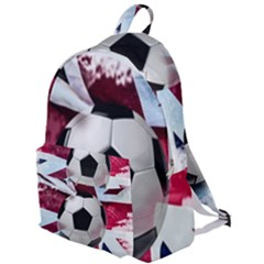 Soccer Ball With Great Britain Flag The Plain Backpack