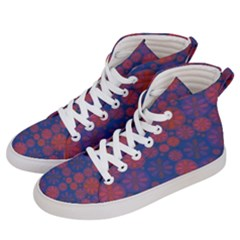 Zappwaits September Women s Hi Top Skate Sneakers by zappwaits
