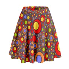 Zappwaits Pop High Waist Skirt