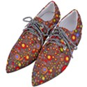 Zappwaits Pop Women s Pointed Oxford Shoes View2